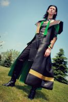 Full loki cosplay by RhymeLawliet