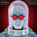 MugShot 20160117: Mister Freeze by Dragonfly177