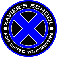 X-Men Logo by CmdrKerner