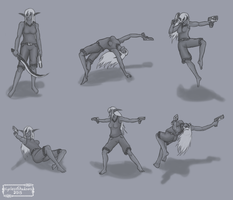 Chtistone Sketches04 by CyclesofShadows