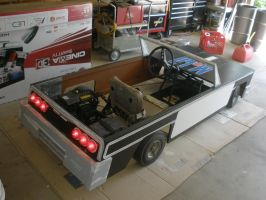 go kart done by 1972corvette