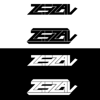 More Logo Experimentation by Zeezal