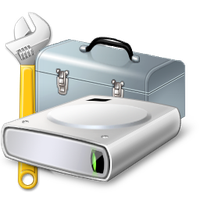 Restore Drive Icon by HandsettBattery