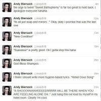 Black Veil Brides: This Is Our Sweet Bathsphemy by DeathBeyondLove