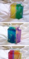 candle jar. by giney-kill