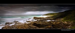 South West Coast Line by Furiousxr