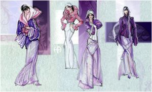 Fashion Sketches - Abal - pt.3 by Callista1981