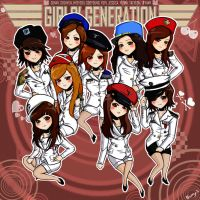 SNSD-Tell me your wish by bunny15539