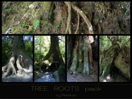 Tree Roots Pack by PikKatze
