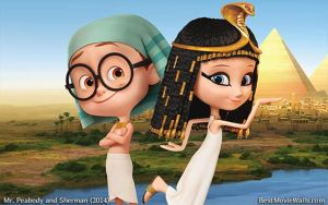 Mr peabody and sherman 9 by BestMovieWalls