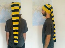Hufflepuff House Stocking Cap FOR SALE by Wendifer