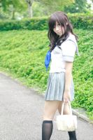 Seifuku-japanese school girl 1 by w2200354