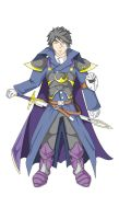 Meta Knight, Halberd Commander by Nemo-Nessuno