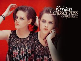 Kristen Eclipse portraits by Hesavampire