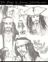 Savvy SKetchy-ness by Lusc-Fire