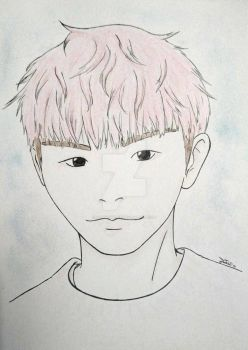 Woozi by JustMyselff