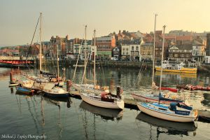 Whitby by MichaelJTopley