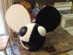 Deadmau5 Stitch Head by Akebane