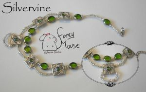 Silvervine by Lovely-Whimsy