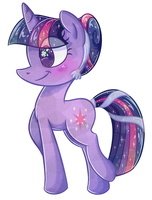 Crystal Twilight by PatchNpaw
