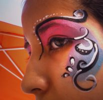 Face Paint 2 by DomaYuset