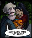 Shifters Update - Chapter 3 pg 38 by shadowsmyst