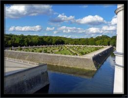 Chenonceaux - 8 by J-Y-M