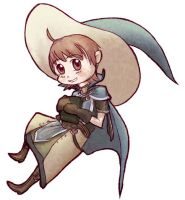 FE:A Ricken by Pink-Shimmer