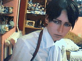 Capral Levi COSPLAY GIF by Jiosan