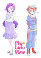 My Little Pony3 by tate-ya