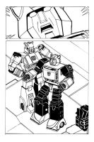 Action Masters Page by AndyTurnbull