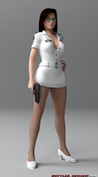 Lei Fang Navy Render by bstylez