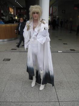 Jareth from Labyrinth by ZeroKing2015