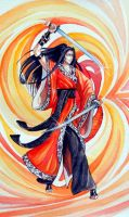 Dance of the Blades by Zephyri