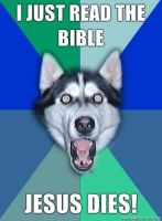 Spoiler wolf - bible by Serpent1212