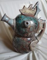 Seahorse Teapot by Tigerlilly-Magpie