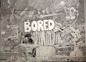 BORED by avatarjuan