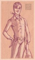 Just Woody by Violette-Aner