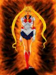 Sailor Moon by whiteguardian