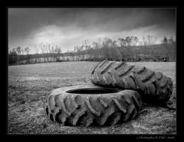 Tractor tires by ulose2piranha
