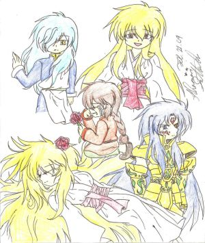 Don't Cry, Lei Fang...