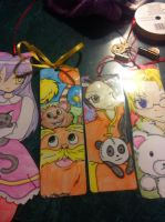 BOOKMARKS! -FOR SALE- by Danielle-chan