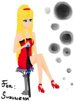 For Suzune :D by BlackieLover14