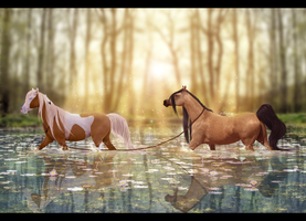 young hearts, by lairelark