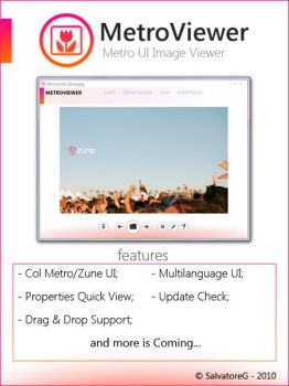 MetroViewer v1.1 by SalvoG92