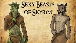 Sexy Beasts of Skyrim by Yammu