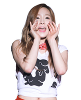 Taeyeon Render (2) by SickyJinny