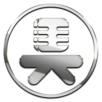 Youtube to MP3 glossy metal icon by YONIM83
