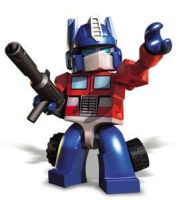 KRE-O Optimus Prime by KRE-OBumblebee