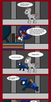 The OC Story Project - Intro short comic by Imp344